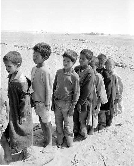 Enfants maltraités au camps de Tindouf